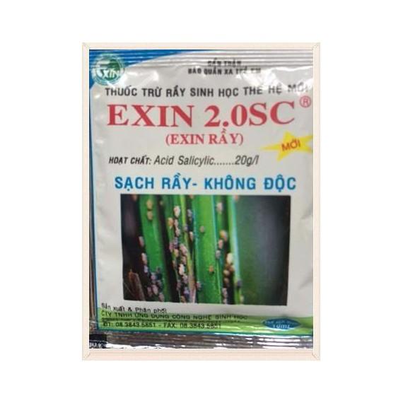 Trừ sâu sinh học EXIN 2.0SC