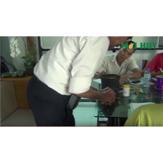 VIDEO - Cách Làm RA KI Theo...
