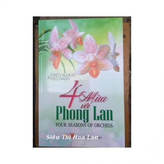 Sách 4 mùa với Phong lan