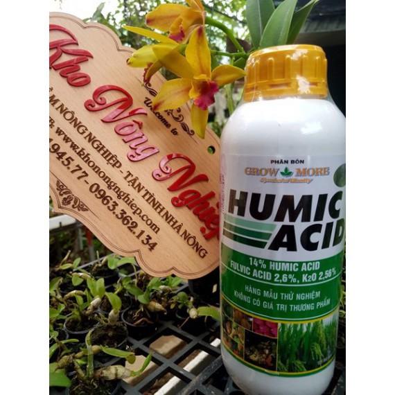 (Hết Hàng) Humic Acid 14% -...