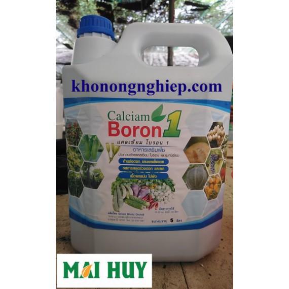 B1 3.6 Canxi Boron 1 Thái...