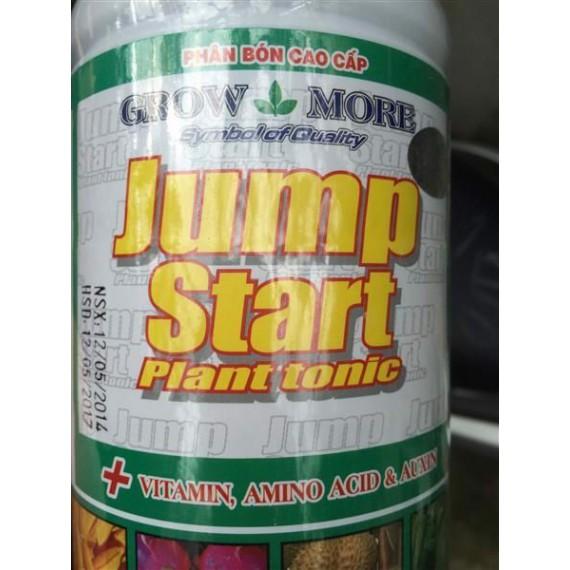 Jump Start - Phân hữu cơ...