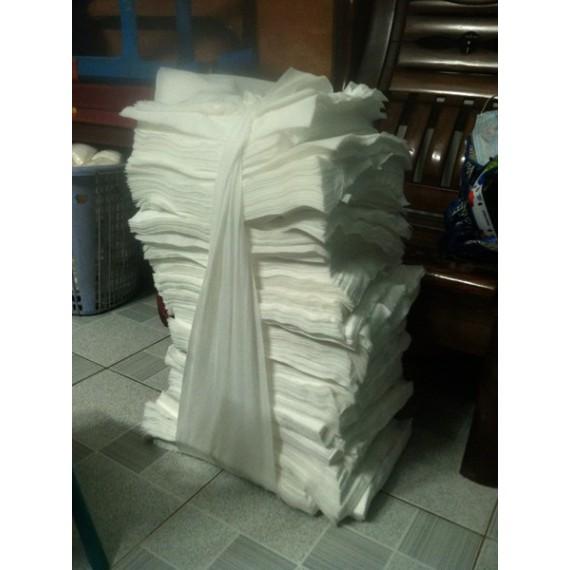 Khăn giấy đựng phân tan...