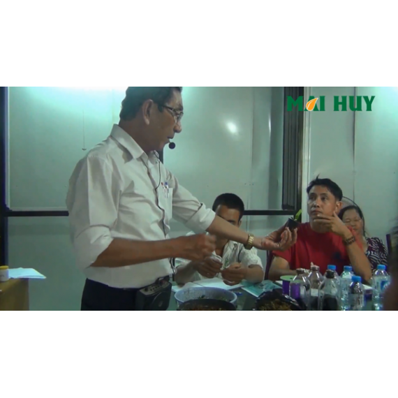 Khóa 4 -Video Lớp học trồng...