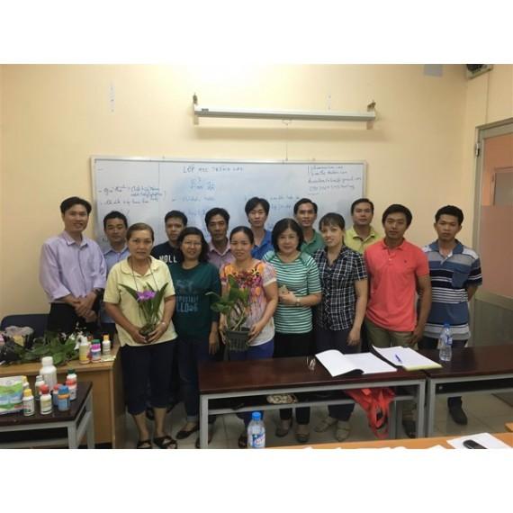 Lớp học trồng lan NÂNG CAO
