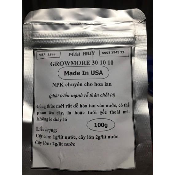 Phân bón NPK Growmore...